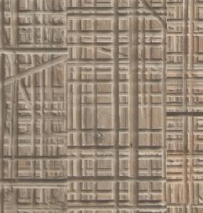333 CF - Wood Map