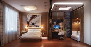 Bedroom-home-office