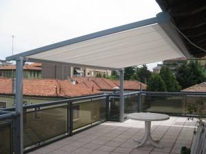 Balcony-pergola-with-roof-canvas-cover