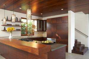 Excellent-design-wooden-kitchen-shelf-cabinets-interior