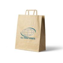 სახელურიანი ქაღალდის ჩანთა